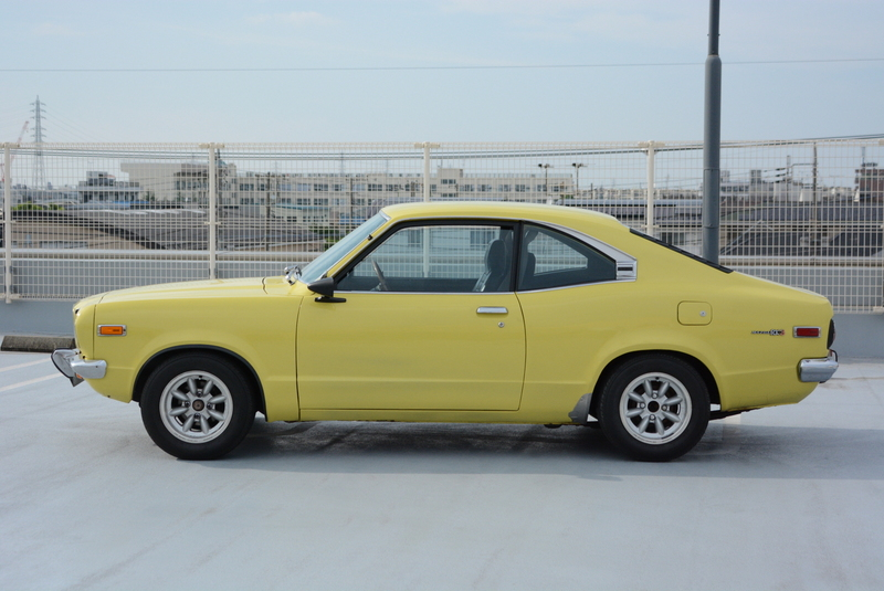 LHD RX-3 Savannah with 12A Ported Engine!