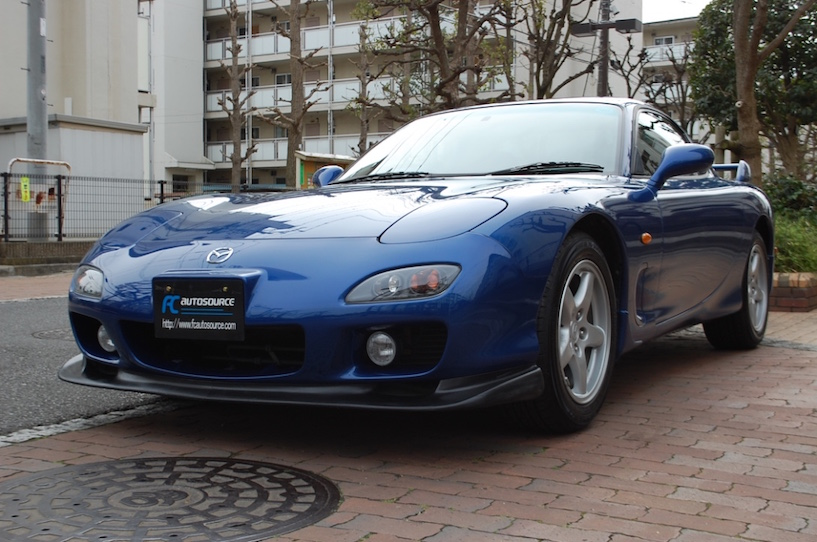 Blue Type RB RX-7 Factory Example!