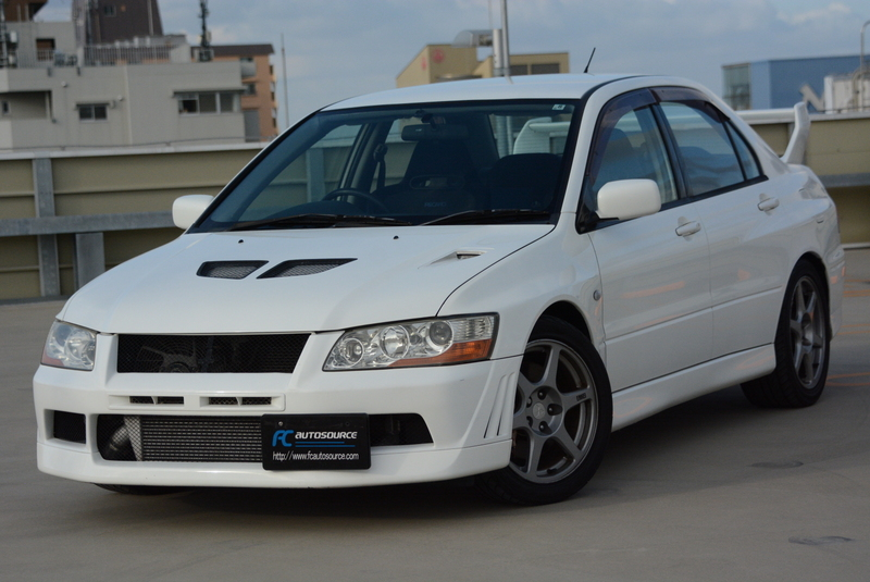 Evo 7 Project Car!