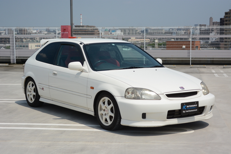 EK9 B16B VTEC Civic Type R